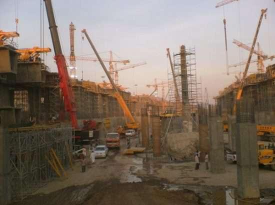 مؤسسة بن شيهون لتاجير المعدات الثقيلة