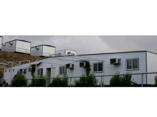 مصنع حسان دريان للبيوت الجاهزة