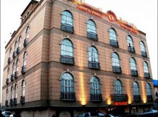 هوثورن الاجنحة الفندقية من ويندام