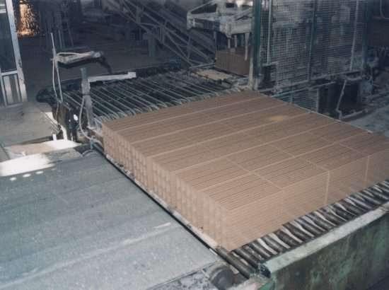 شركة الصراط السعودية لانتاج للطوب الاحمر والقرميد